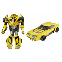 Transformers In Disguise Bumblebee Hasbro Modelo 2015
