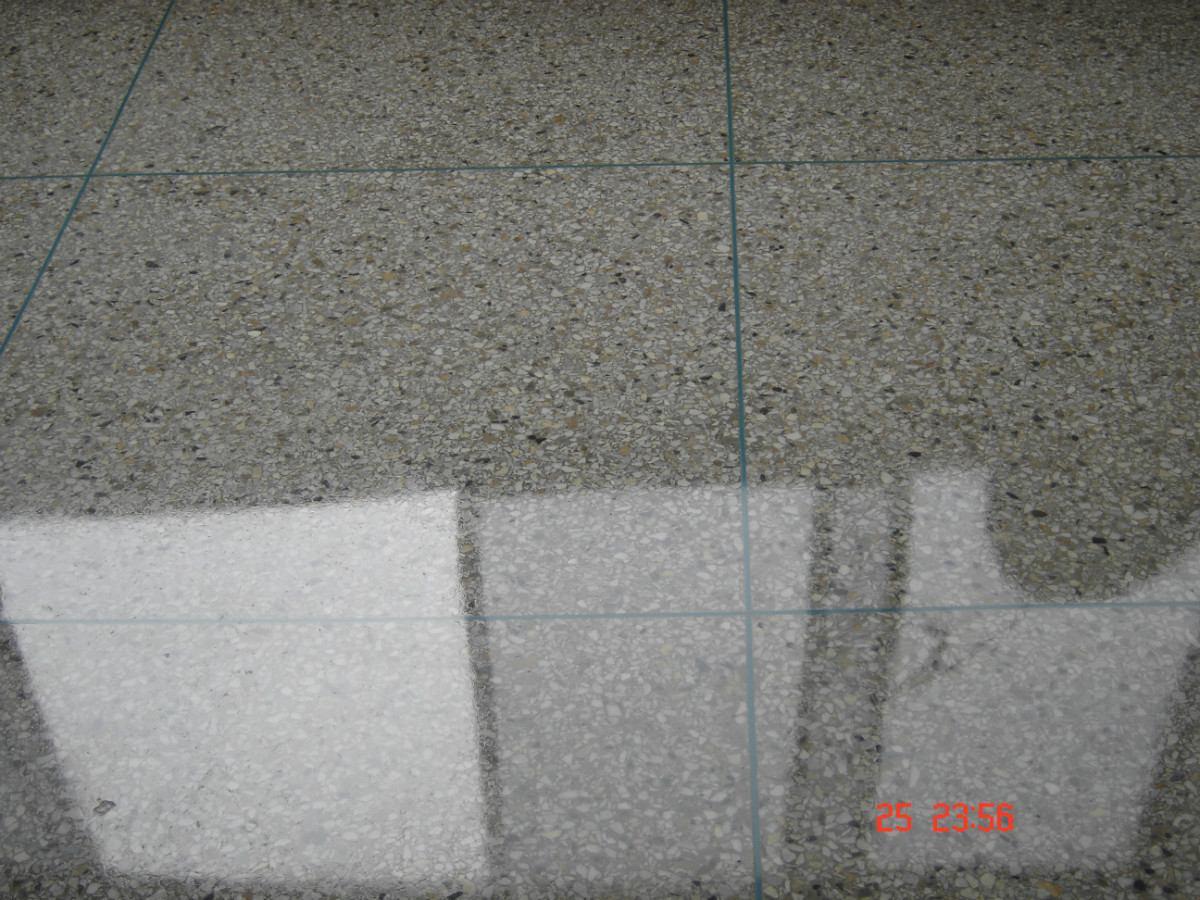 Emplomados diamantados y cristalizados de granito y marmol for Laminas de marmol y granito