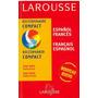 Diccionario Compact Larousse Español- Francés / Francais- Es