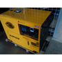 Planta Generador Electrico Kipor 6000 Watts + Transfer