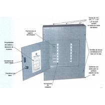 Tableros Electricos 24 Cc Nlab Trifasico Empotrar