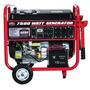 Planta Electrica Generador 7.5 Kva Importadas Estados Unidos
