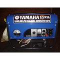 Yamaha Planta Generador Electrico 6500 W Gasolina/gas Dual