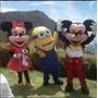 Show De Mickey Minnie, Princesas Mario Bros Minions