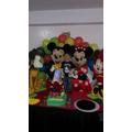 Show Muñecotes Mickey Minnie Dora Doki Toy Story Backyardiga
