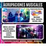 Sonido Minitk Luces Pantallas Grupo Musical Barra Cocteles