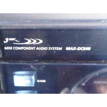 Mini Component. Audio Y Video System Samsung Max-dc640