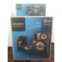 Equipo De Sonido Sony Shake 5p