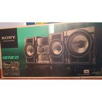 Equipo Sony Genezi Gtr 55