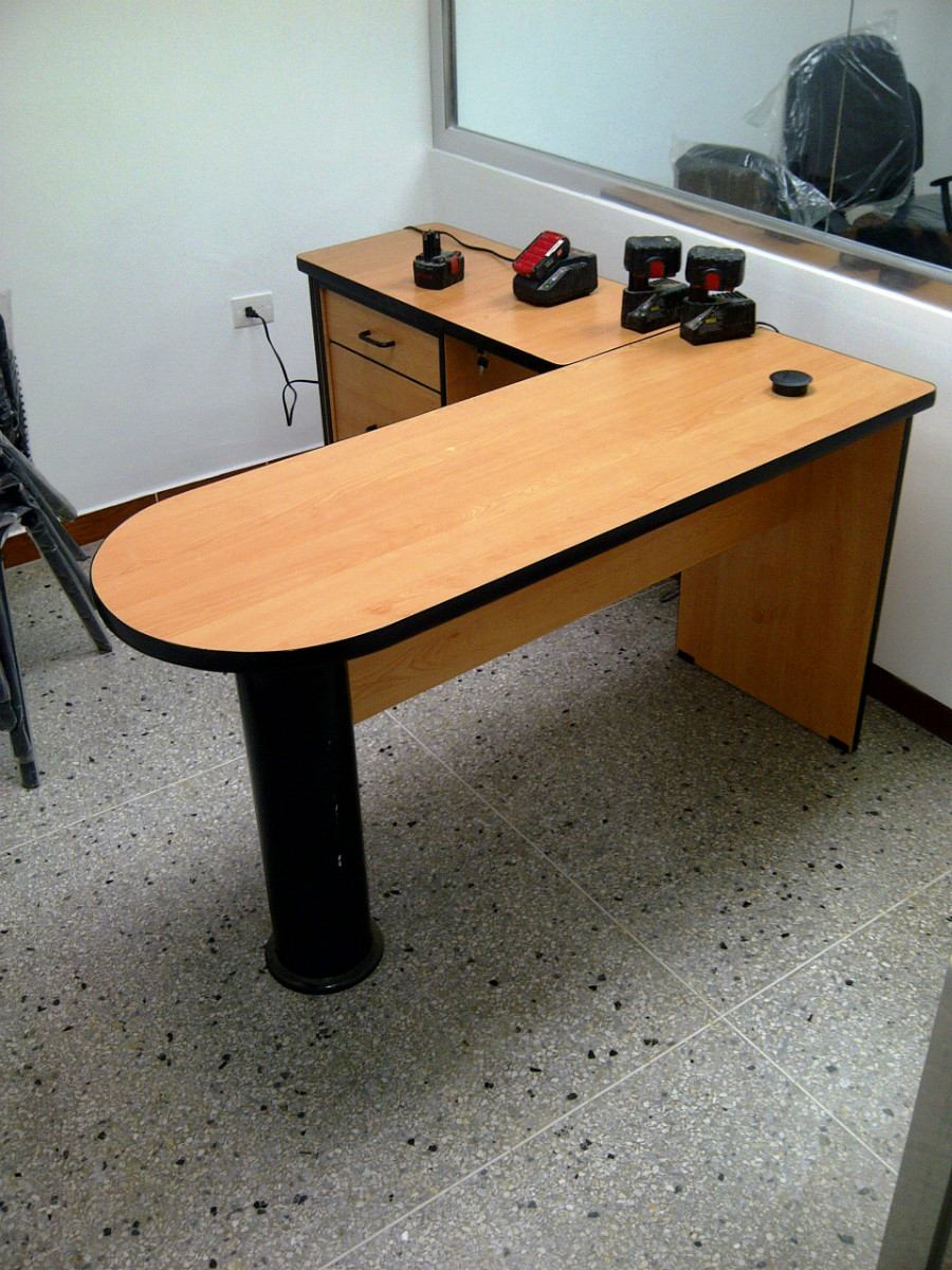 escritorio modular linea peninsular bs en
