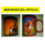 Tazas De Cerámica Subliminadas Imagenes De Los Orishas Nueva