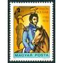 Estampilla Hungria Simón Bolívar 1983 200 Años De Nacimiento
