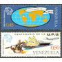 Estampillas Venezuela Serie 2 Valores 1974 - Unión Postal