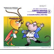 1998.- Hojita De Recuerdo Cuentos Infantiles Venezolanos 2