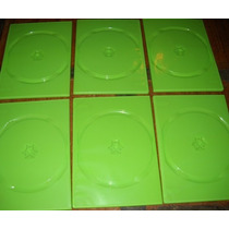 Estuches Verdes Para Juegos / Películas