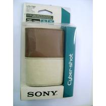 Estuche Forro Camara Sony Dsc-t300 T200 T75 T70 T2 W170 W150