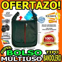 Wow Estuche De Camara Ds Tablet Bolso Multiuso Bandolero Psp