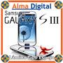Lamina Protector Pantalla Espejo Samsung S3 I9300 +paño Siii