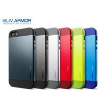 Carcasa Slim Armor Spigen Para Iphone 5/5s + Regalo