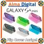Flip Cover Gel Samsung S4 Mini Estuche Forro Protector Siv