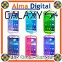 Flip Cover Gel Samsung S4 Estuche Forro Protector Siv I9500