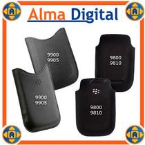 Funda Cuero Blackberry Torch 9800 9900 Bold5 Estuche Protect