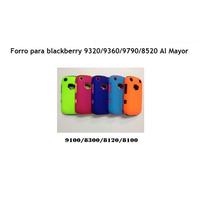 Forros Blackberry 9320-8520-9360-8100-8300