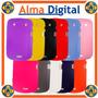 Forro Silicon Blackberry Bold 5 9900 Estuche Protector Goma