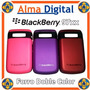 Forro Plastico Doble Color Blackberry Bol2 Bold4 Tipo Carcas