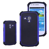 Forro Samsung Galaxy S3 Mini I8189 S3 I9300 Defender Case