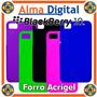 Forro Acrigel Blackberry Z 10 Estuche Protector Goma Dura