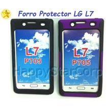 Forro Protector Goma Para Lg Optimus L7 Doble En Chacao