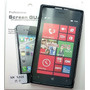 Forro Gel + Lámina Protectora Para Nokia Lumia 925