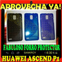 Forros Protectores Para Huawei Ascend P1