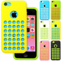 Soft Forro Silicon Colores Apple Iphone 5c Lamina Protectora
