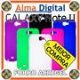 Forro Acrigel Samsung Note2 7100 Celular Estuche Manguera Ii