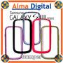 Forro Bumper Samsung S3 Mini I8190 Estuche Protector Goma