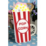 Forro Pop Corn Cotufas Para Iphone 4 Y 5 Silicone 3d