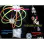 50 Glowstick Pulceras Neon Luminosas Fluorecentes Hora Loca