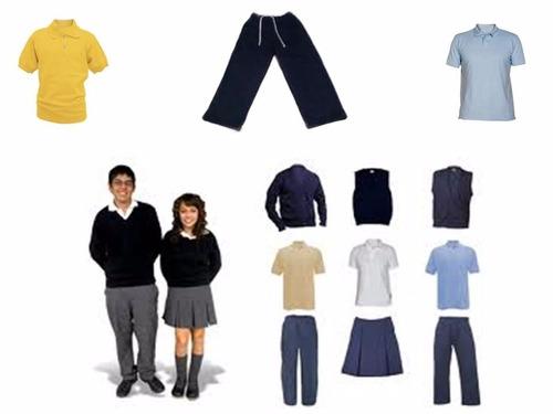 Fabrica Uniformes Empresarial-industrial-deportivos-escolar