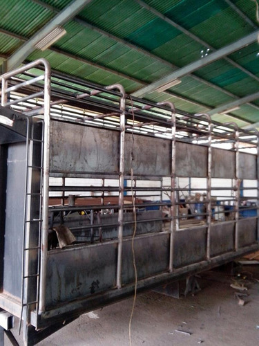 Fabricacion De Plataformas Y Jaulas Ganaderas Para Camiones