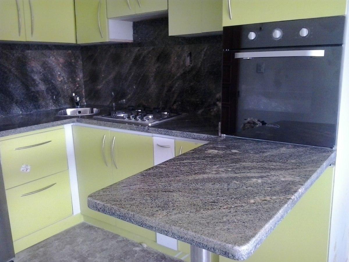 Fabricacion de topes de cocina ba o en granito y marmol for Marmol de cocina precio