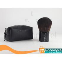 Brochas Maquillaje Mac Kabuki Rubor, Polvos Compactos Mayor