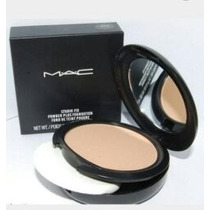 Compacto Mac Sencillo, Corrector En Barra Mac, Base Mac Lady