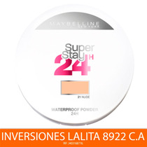 Polvo Compacto Super Stay 24h By Maybelline
