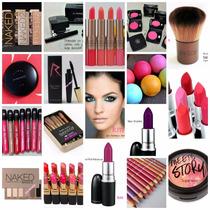 Lote Navideño Maquillaje Revendedores,regalos,corporaciones