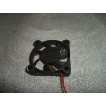 Fan Cooler 12v 0,11amp 5x5x1 Cm
