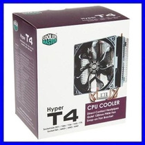 Fan Cooler Para Cpu Cooler Master Hyper T4 120mm Intel Amd