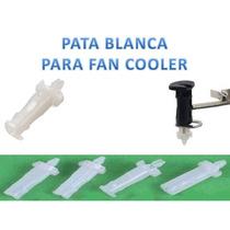 4 Unidades De Patas Blancas Para Fancoolers 775 1150 1155