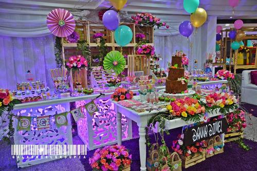 Fiestas, Decoracion, Centros De Mesa, Eventos Y Regalos
